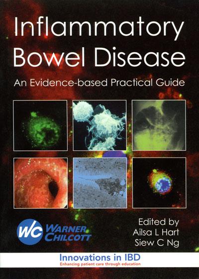 Inflammatory Bowel Disease cover